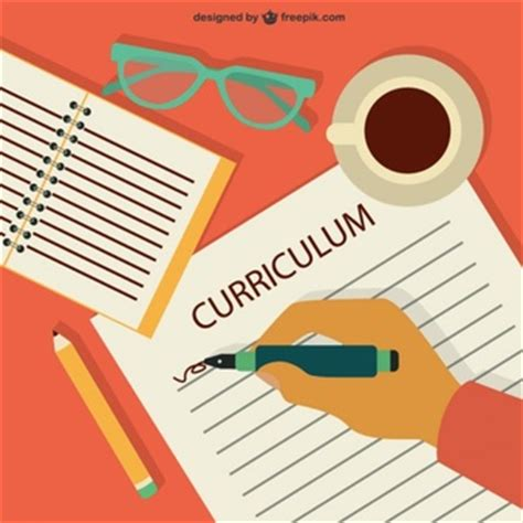 Example of a curriculum vitae letter